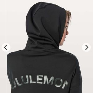 Lululemon shaped jacket expression